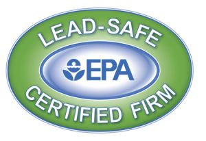 Lead-safe certified by the EPA Yaskara Painting