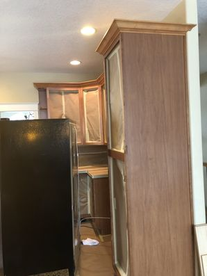Before & After Cabinet Painting in Vancouver, WA (2)
