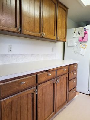 Before & After Cabinet Refinishing in Portland, OR (1)