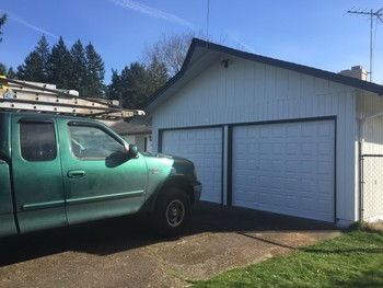 Before and After Exterior Painting in Vancouver WA