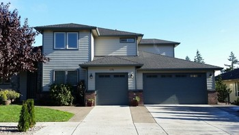 After Exterior House Painting in Ridgefield, WA