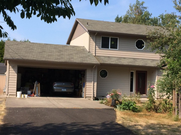 Exterior House Painting in Milwaukee, OR