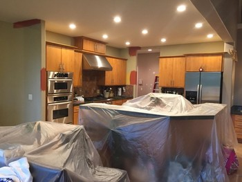 Interior Painting in Ridgefield, WA