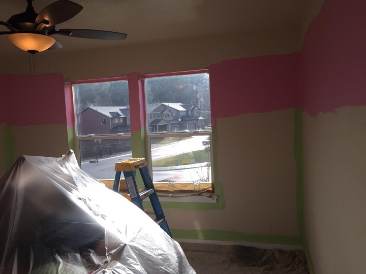 Interior Painting in Vancouver, WA