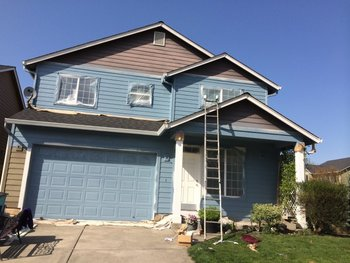Exterior House Painting in Ridgefield, WA